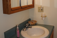 Room 1: Private Bathroom