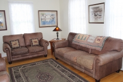 Living Room: Comfortable Chairs and Couches