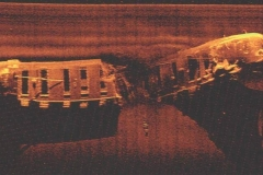 600-kHz-Digital-SideScan-sonar-image---lifeboat-port-side-center