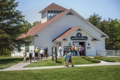 Great Lakes Shipwreck Museum campus