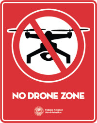 An unmanned aircraft system (UAS), sometimes called a drone, is an aircraft without a human pilot onboard.