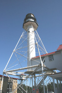 The Whitefish Point Light Tower, 2010
