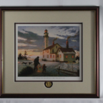 A Whitefish Point Lighthouse Christmas
