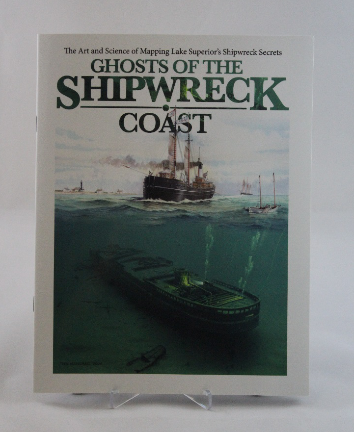 Ghost Museum Of Science: Ghosts Of The Shipwreck Coast