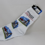 Whitefish Point Lighthouse Socks