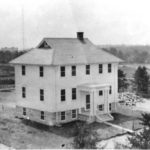 U.S. Coast Guard Crews Quarters in 1935